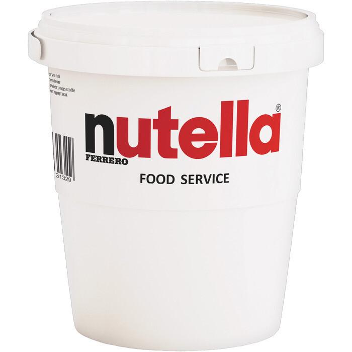 Restposten Nutella 3 kg Eimer