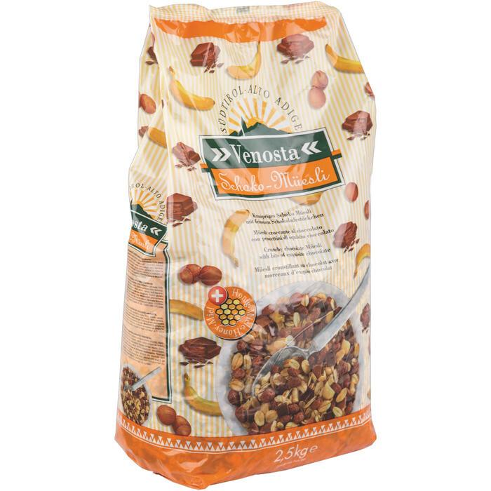 Grosspackung Venosta Cereals Schoko Müesli 4 x 2,5 kg = 10 kg