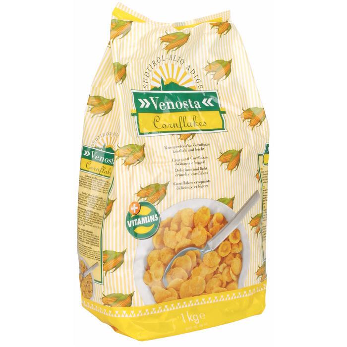 Grosspackung Venosta Cereals Cornflakes 6 x 1 kg = 6 kg