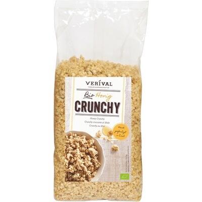 Grosspackung Verival Bio Müesli Honig Crunchy 4 x 1,5 kg = 6 kg