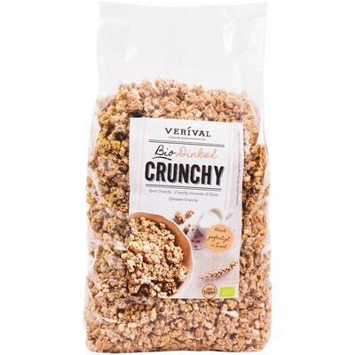 Grosspackung Verival Bio Dinkel Crunchy 4 x 1,4kg = 5,6 kg