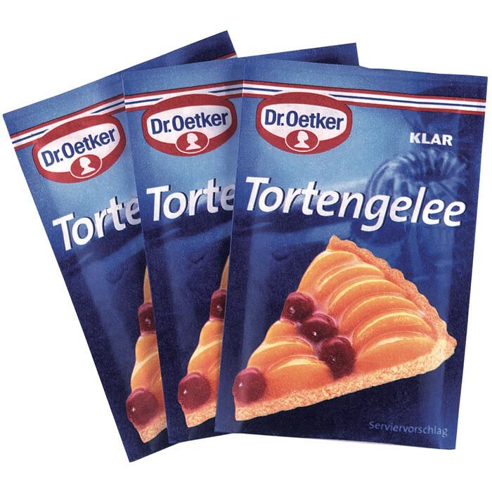 Grosspackung Dr. Oetker Tortengelee klar 20 x 3er
