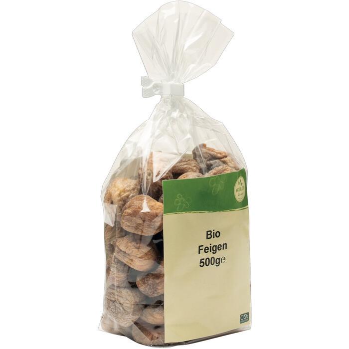 Grospackung natürlich für uns Bio Feigen 10 x 500 g = 5 kg
