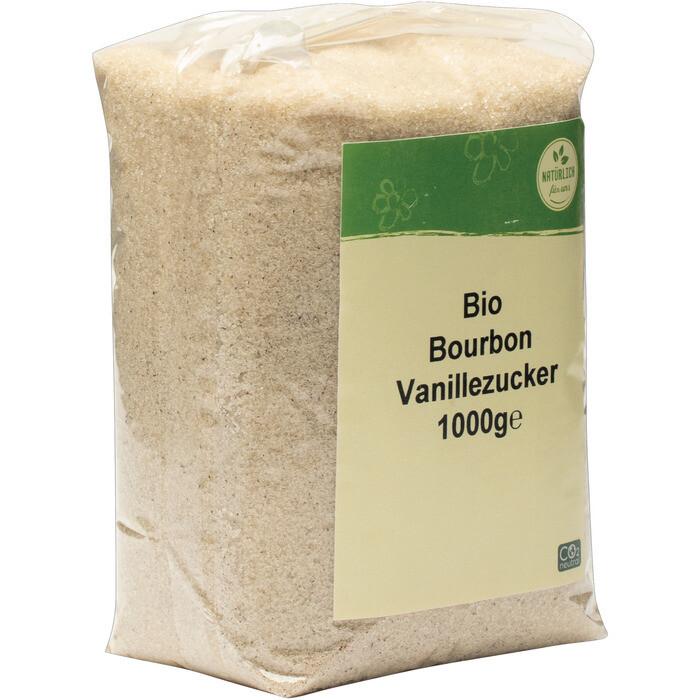Grospackung natürlich für uns Bio Bourbon Vanillezucker 10 x 1 kg = 10 kg