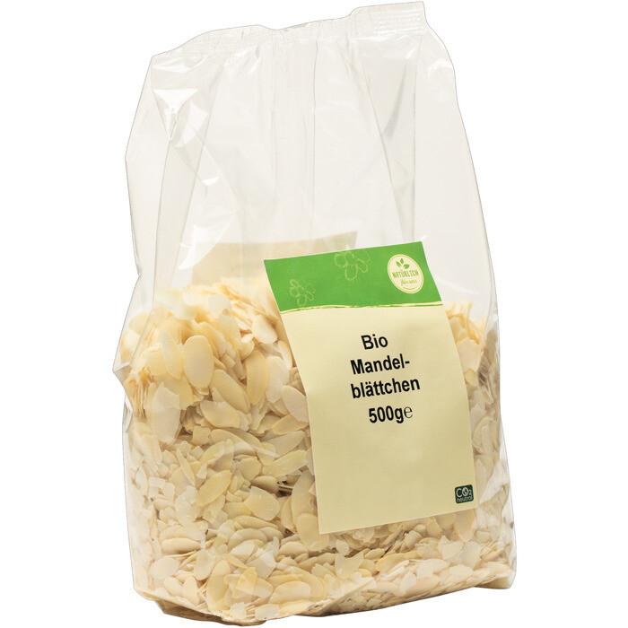 natürlich für uns Bio Mandelblättchen 500 g