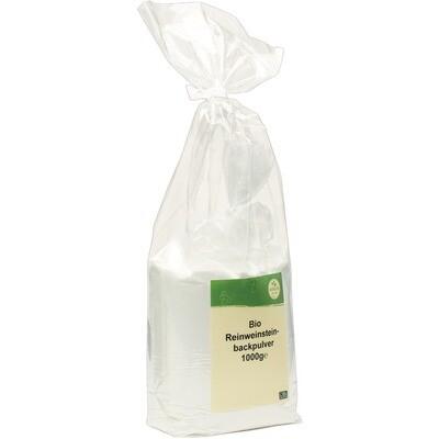 natürlich für uns Bio Reinweinsteinbackpulver 1 kg