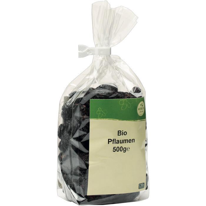 Grosspackung natürlich für uns natürlich für uns Bio Pflaumen 10 x 500 g = 5 kg