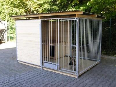 SAUERLAND Hundezwinger / Rohrstabzwinger 1 seitig ganz, 2 halb geschlossen, Sonderserie