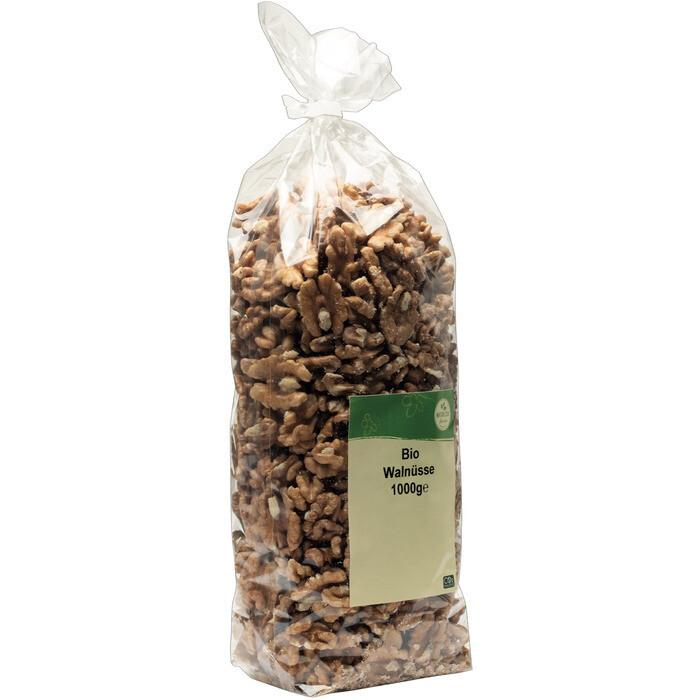 Grosspackung natürlich für uns Bio Walnüsse, Baumnüsse 1 kg
