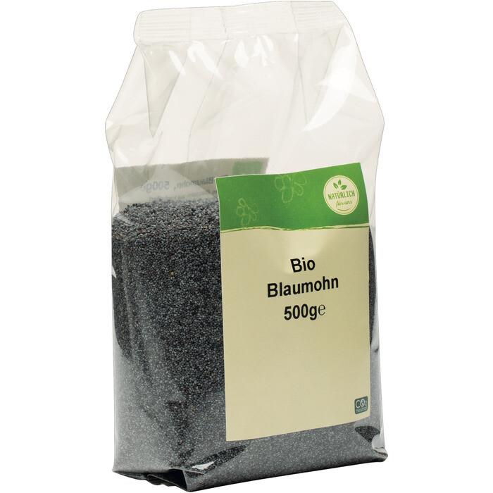 Grosspackung natürlich für uns Blaumohn 10 x 500 g = 5 kg