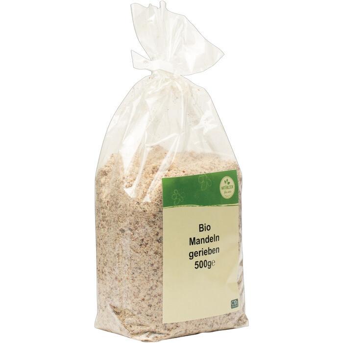 Grosspackung natürlich für uns Mandeln gerieben 10 x 500 g = 5 kg