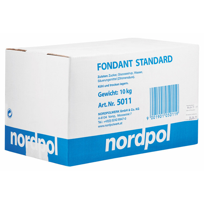 Grosspackung Nordpol Fondant Standard 10 kg