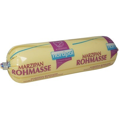 Grosspackung Nordpol Marzipan Rohmasse 12 x 200 g = 2,4 kg