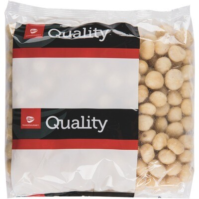 Quality Macadamia Nüsse geschält, ungesalzen 500g
