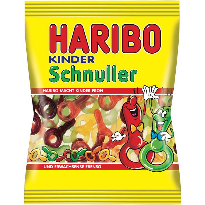 Grosspackung Haribo Schnuller 15 x 100 g = 1,5 kg
