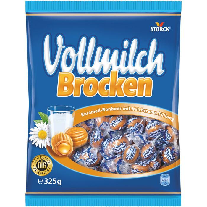 Grosspackung Storck Vollmilch Brocken 15 x 325 g = 4,875 kg