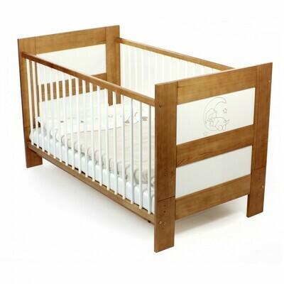 Baby Vivo Kinderbett / Juniorbett 140 x 70 cm - Teddy