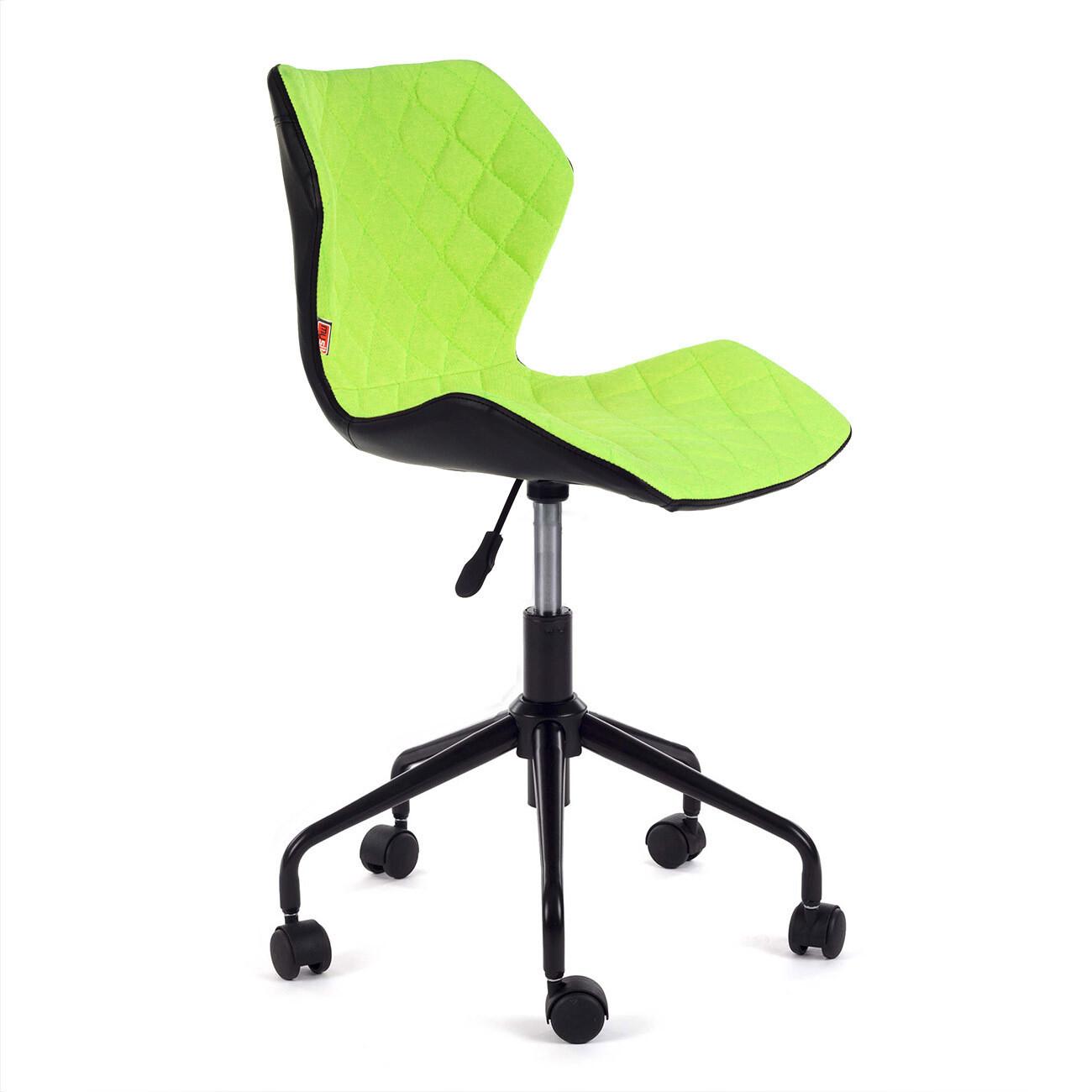 MY SIT Bürostuhl Design-Hocker Drehstuhl Stuhl INO Grün/Schwarz