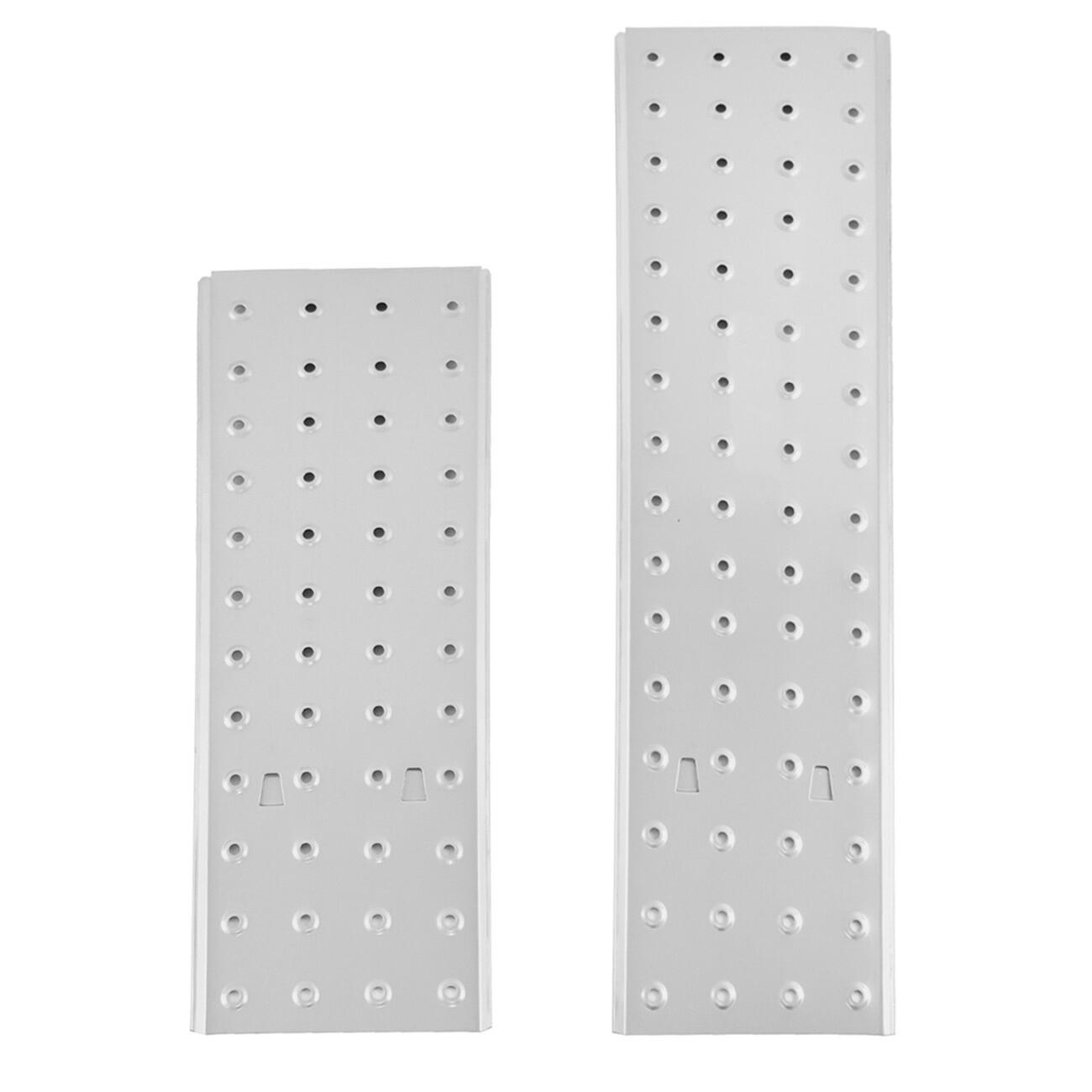 MAXCRAFT Gerüstplatten Set zum Auflegen für 4x4 Sprossen Multifunktionsleiter / Mehrzweckleiter