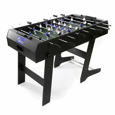 SAMAX Kickertisch / Tischssußball - klappbar