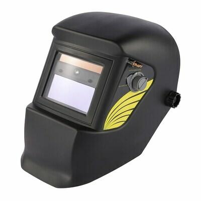 MAXCRAFT Schweisshelm mit automatischer Verdunklungsfunktion - 2 Sensoren