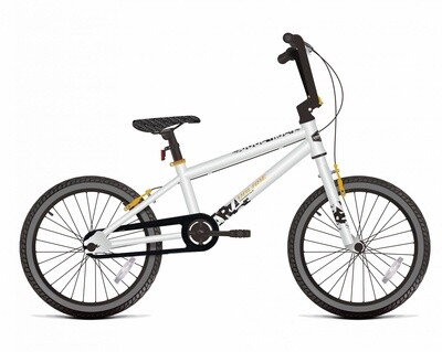 Volare BMX Velo Fahrrad Cool Rider 16 Zoll 25,4 cm Jungen Felgenbremse weiss