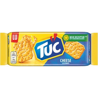 Grosspackung Tuc Cracker Cheese 24 x 100 g = 2,4 kg
