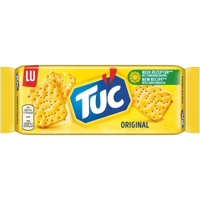 Grosspackung Tuc Cracker Classic 24 x 100 g = 2,4 kg