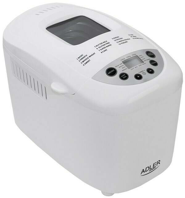 Adler AD 6019 - Brotbackautomat