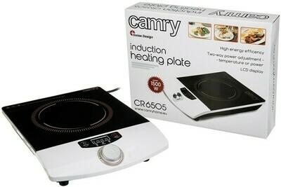 Camry CR 6505 - Induktionsherd - Kochplatte