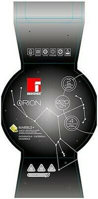 Bergner Auflaufform Casserole - Orion - 20cm