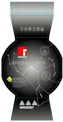 Bergner Pfanne - Orion - 28cm
