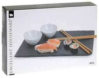Excellent Houseware Sushi Set (7 tlg)