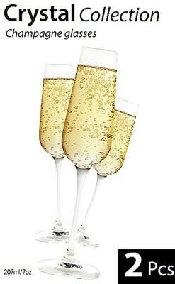 Cuisine Champagner Gläser (Set 2 St)