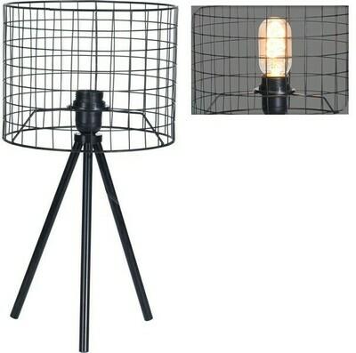Industrial Style Tischleuchte - 46x24cm