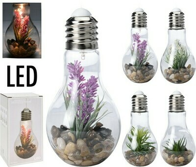 Dekorative LED Lampe