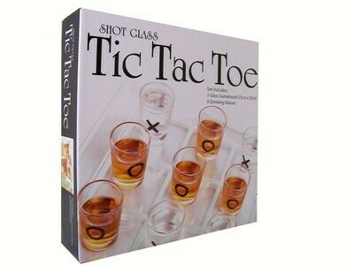 Trinkspiel Tic Tac Toe