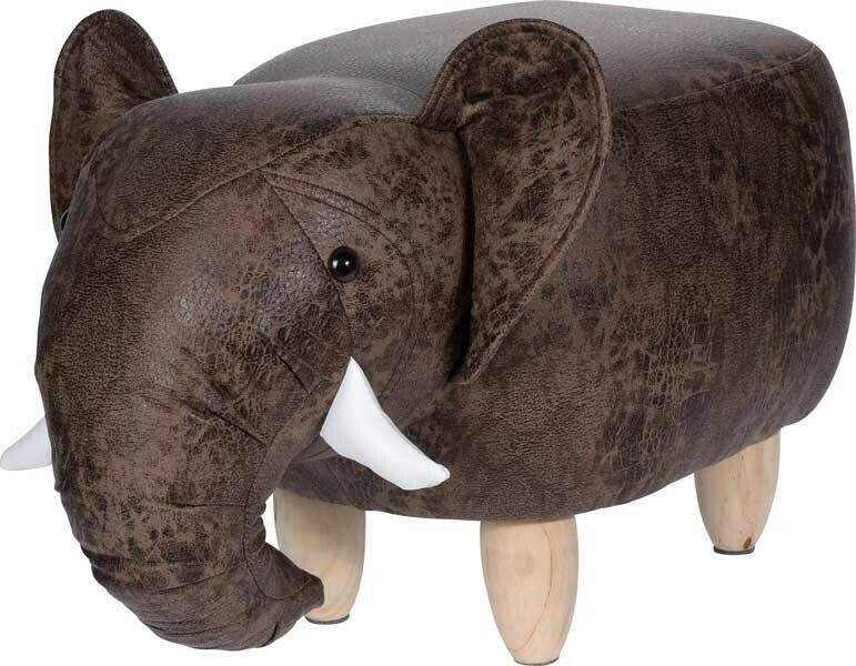 Hocker Elefant - Fusshocker