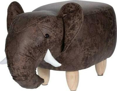 Hocker Elefant - Fusshocker