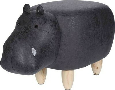Hocker Hippo- Fusshocker