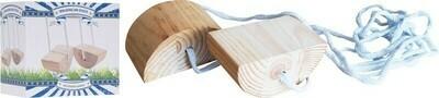 Laufklötze aus Holz