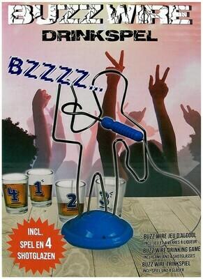 Buzz Wire heisser Draht Trinkspiel
