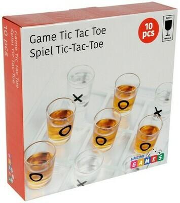 Tic Tac Toe Trinkspiel