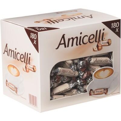 Grosspackung Amicelli Miniature Box 4 x 180 Stück (4 x 900g = 3,2 kg)
