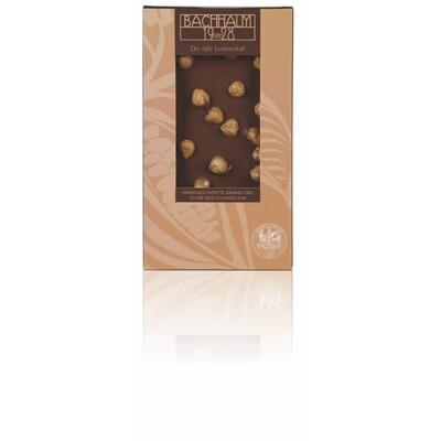 Grosspackung Bachhalm Schokolade Haselnuss Vollmilch 12 x 90 g =  1,08 kg