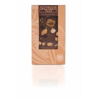 Grosspackung Bachhalm Schokolade Rohkost Vollmilch 12 x 85 g = 1,02 kg