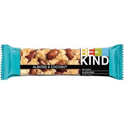 Grosspackung Be Kind Riegel Caramel Almond&Sea Salt 12 x 40 g = 0,44 kg