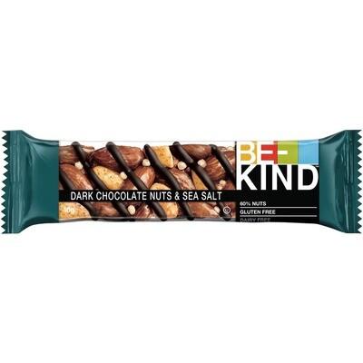 Grosspackung Be Kind Riegel Dark Chocolate & Nuts & Sea Salt 12 x 40 g = 0,44 kg
