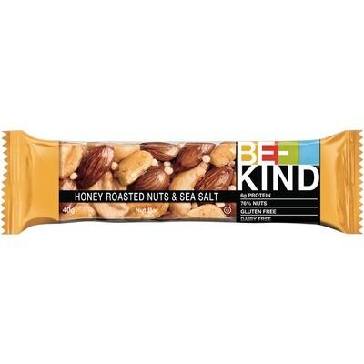 Grosspackung Be Kind Riegel Honey Roasted Nuts & Sea Salt 12 x 40 g = 0,44 kg