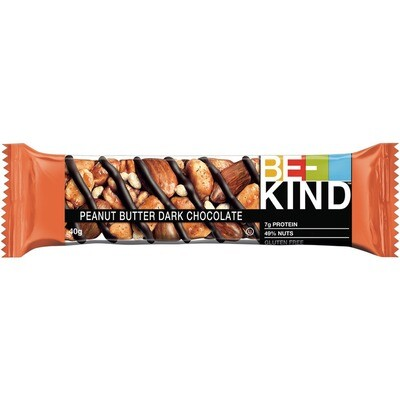 Grosspackung Be Kind Riegel Peanut Butter Dark Chocolate 12 x 40 g = 0,44 kg